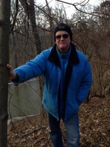 Shawn Hoshall, at Algonkian Park 02/08/2014
